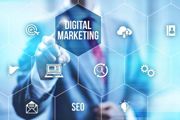 Digital Marketing - Xu hướng marketing thời thượng