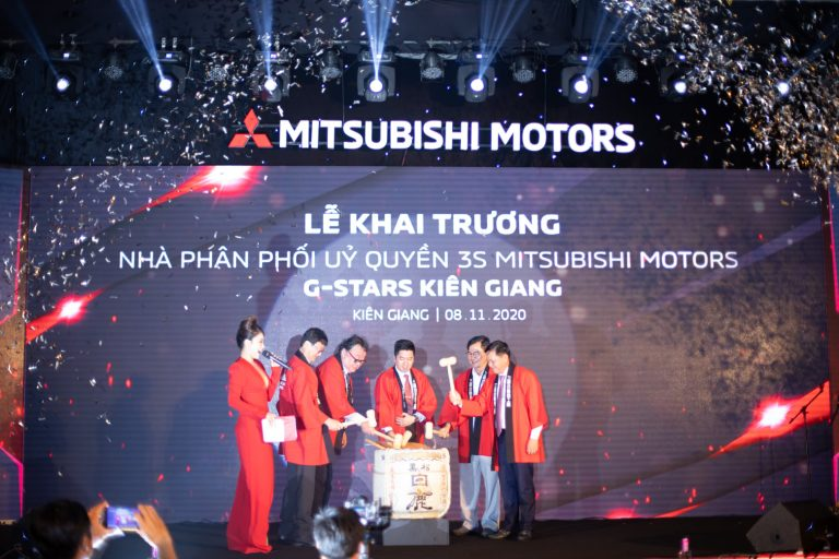 GRAND OPENING G-STAR KIEN GIANG